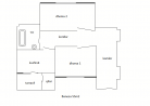 Prodajem stan u Pristini 55m2+48m2 Suncani breg stare bele zgrade!