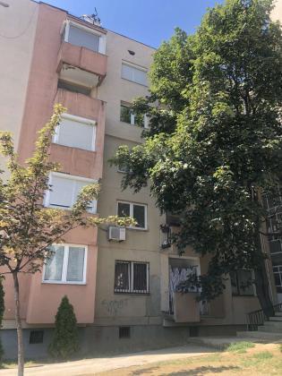 Banesa ne shitje bregu i djellit 55m2+48m2 Prishtine!
