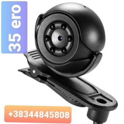 Kamera mini Kamera sigurie pa tel HD 1080P Vizioni i natës DV DVR
